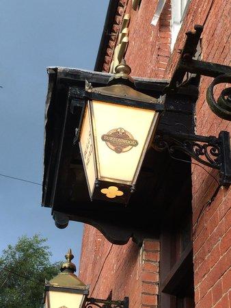 Hartshorne, UK: Light