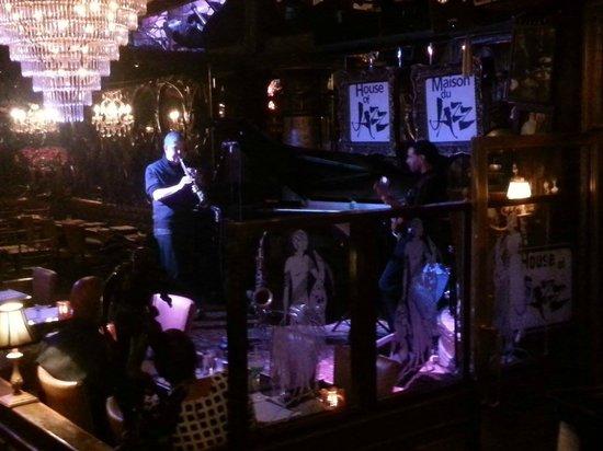 House of Jazz: Deep Blue