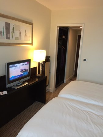 Mercure Manchester Piccadilly Hotel : Room 1203 June 2014