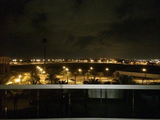 Radisson Blu Hotel, Alexandria : Room with a view
