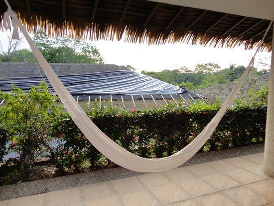 Hotel Villa Mercedes Palenque : amaca