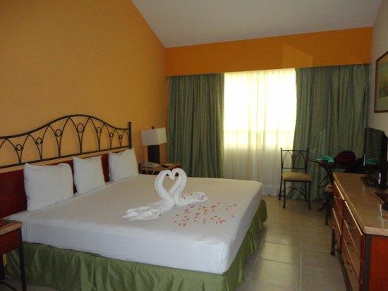 Hotel Villa Mercedes Palenque : camera doppia