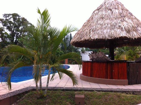 Hotel Villa Mercedes Palenque : piscina