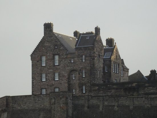Sheraton Grand Hotel & Spa: Edinburgh Castle