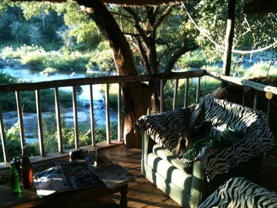 Bua River Lodge : Lieblingsplätze für Nachmittagsstunden