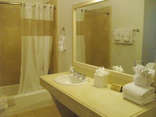 The Paradise Inn : The Bathroom