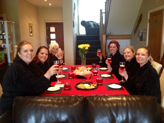 Huntingdon Spa: Ladies Birthday Spa Day