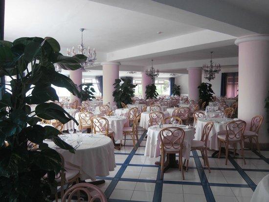 Park Hotel & Terme Romantica: ресторан