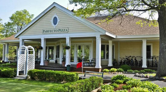 Madden's on Gull Lake: On property Pizzeria, Madden's Resort on Gull Lake, Brainerd MN