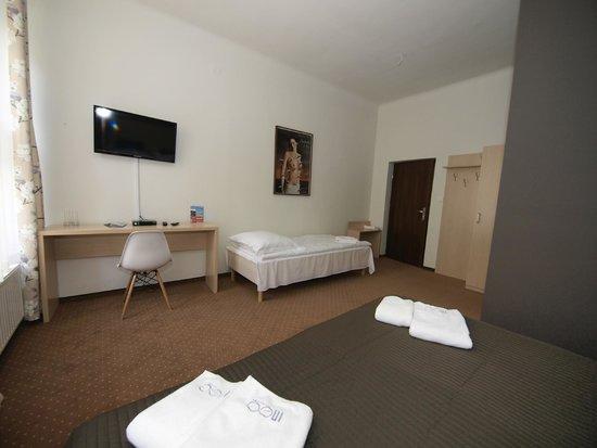 Ingo Aparthotel: pokój trzyosobowy