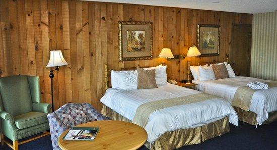 Madden's on Gull Lake: Sunrise Villa Room, Madden's Resort on Gull Lake, Brainerd MN