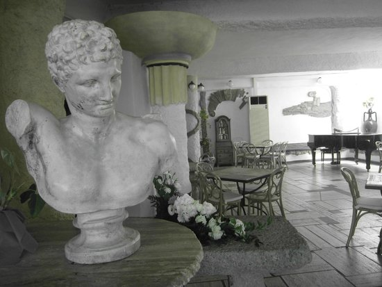 Romantica Resort & Spa: рядом с зоной ресепшн