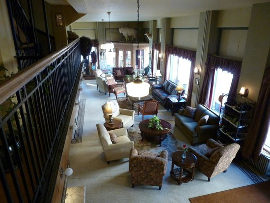 Murray Hotel: Lobby