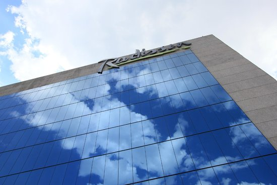 Radisson Paraiso Hotel Mexico City: Hotel facade