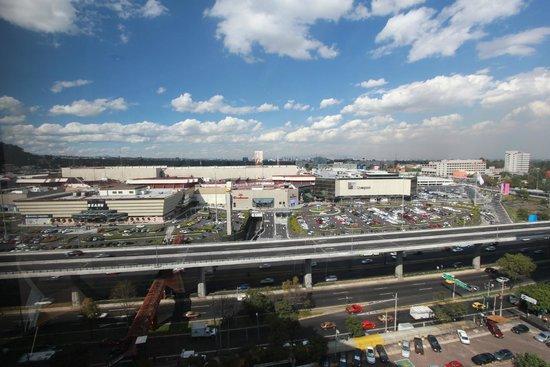 Radisson Paraiso Hotel Mexico City: Panoramic view