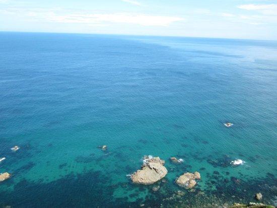 Cabo da Roca: Океан
