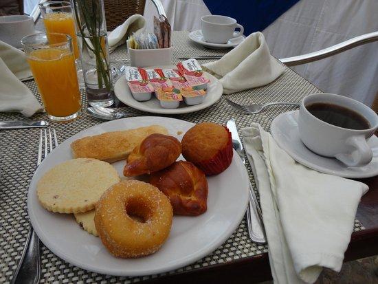 Hotel Villa Mercedes: colazione