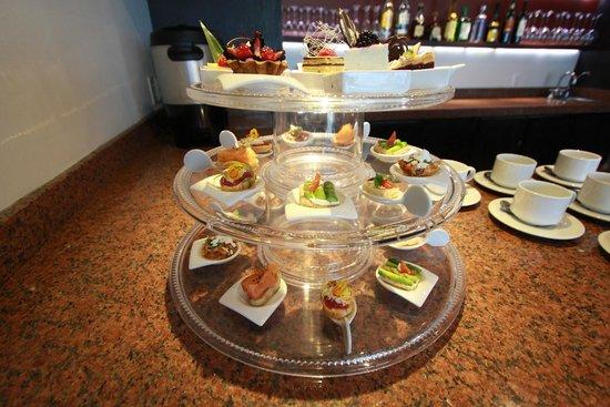 Radisson Paraiso Hotel Mexico City: Concierge lounge