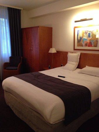 Hotel des Artistes: La chambre
