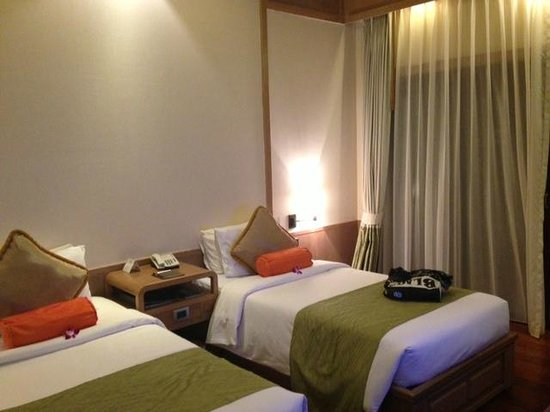 Chaweng Garden Beach Resort: room
