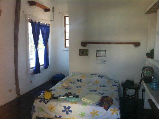 Hostal Galapagos: Habitación segundo piso
