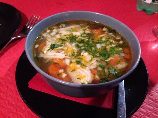 El Chibiski del Chilito: Caldo de pollo, so good!