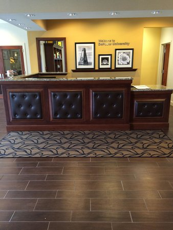 The INN at DePauw & Event Center: Reception