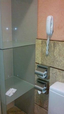 Protur Roquetas Hotel & Spa: baño