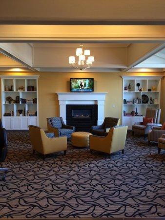The INN at DePauw & Event Center: Lobby