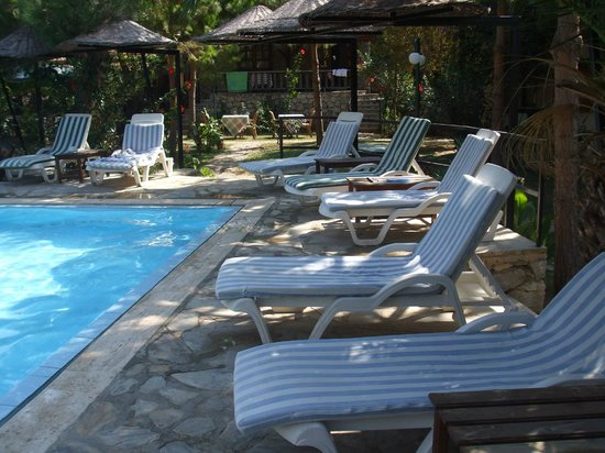 Selimhan Hotel: havuz