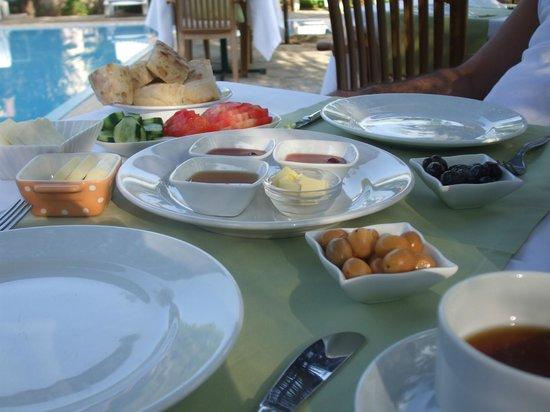 Selimhan Hotel: kahvaltı