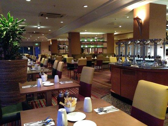 Edinburgh Marriott Hotel: Restaurant