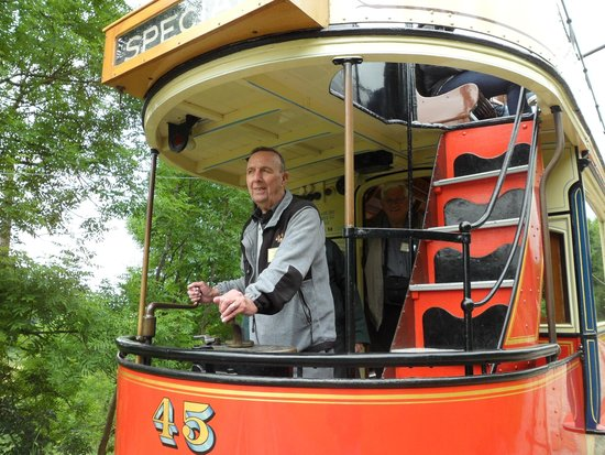 Crich Tramway Village: Driving Experience