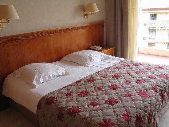 Vence, Hotel Diana - room