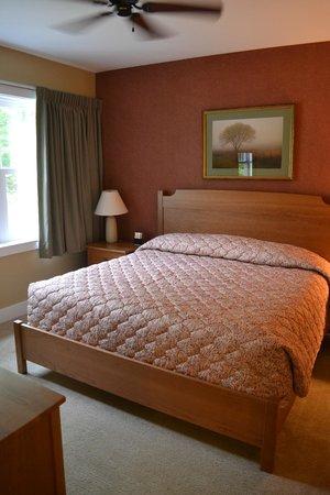 Smugglers' Notch Resort: Master bedroom