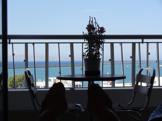 Lato Boutique Hotel: View from the room