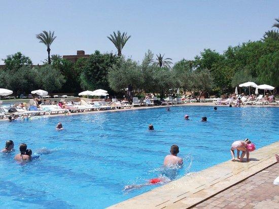 Club Marmara Madina : La piscine principale