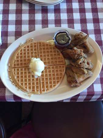 Obama special - Picture of Roscoe's House of Chicken