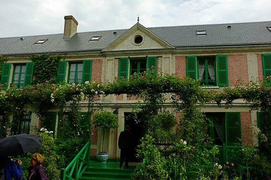 Claude Monet's House and Gardens: Monet's house