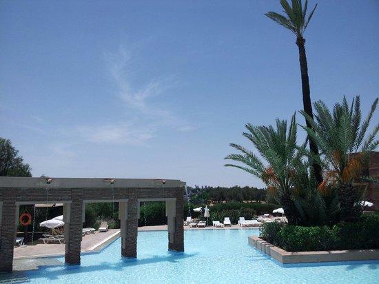 Club Marmara Madina : Une piscine