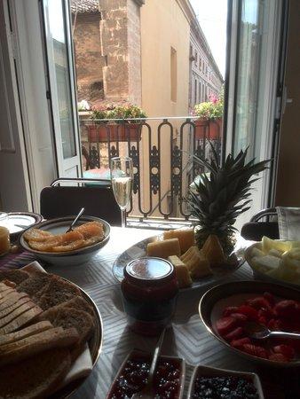 Valencia Mindfulness Retreat: Geweldig ontbijt