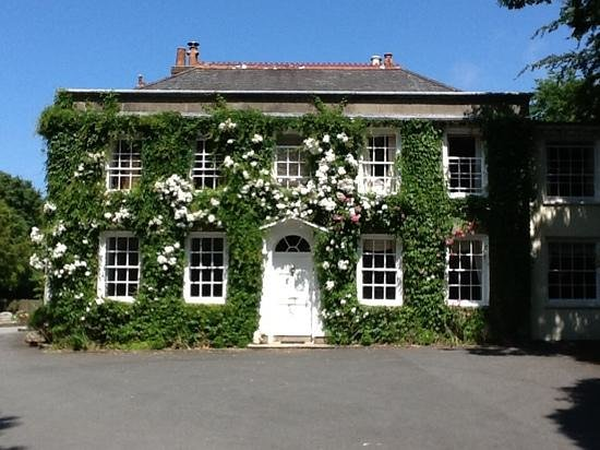Rose in Vale Country House Hotel: A peaceful Cornish country house retreat away from the crowds