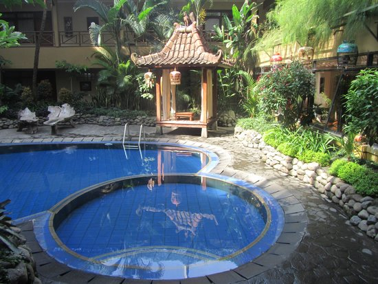 Sukajadi Hotel: Het zwembad