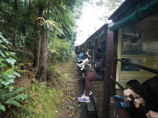 Puffing Billy Railway: Puffing Billy