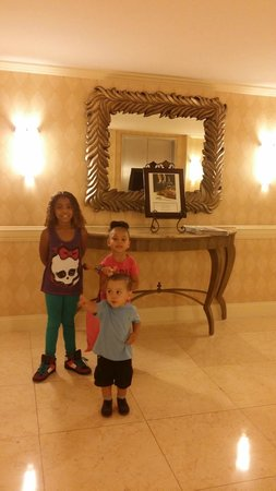 Hilton Naples: 3rd floor