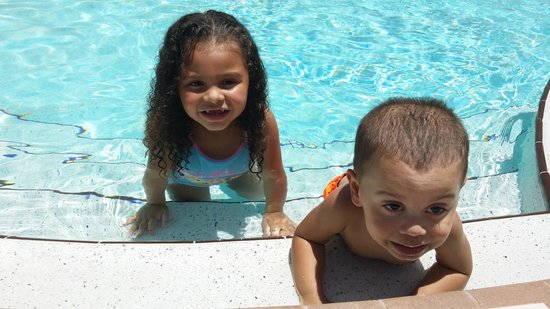 Hilton Naples: My sweet babies