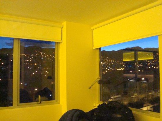 Sonesta Hotel Cusco: Vista desde la habitación