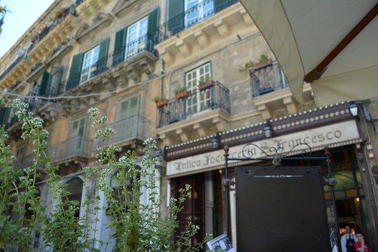Antica Focacceria San Francesco: Piantine