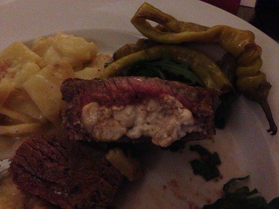 Restaurace Stoleti : Feta filling