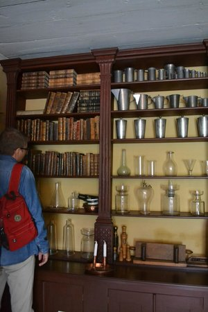 Pharmacy Museum and Qwensel House: Библиотека